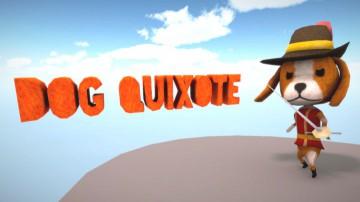 Dog Quixote