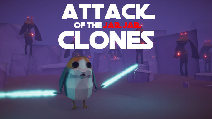 Attack of the Jar Jar Clones