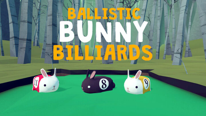 Ballistic Bunny Billiards