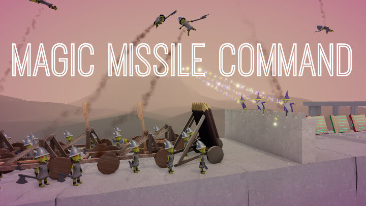 Magic Missile Command