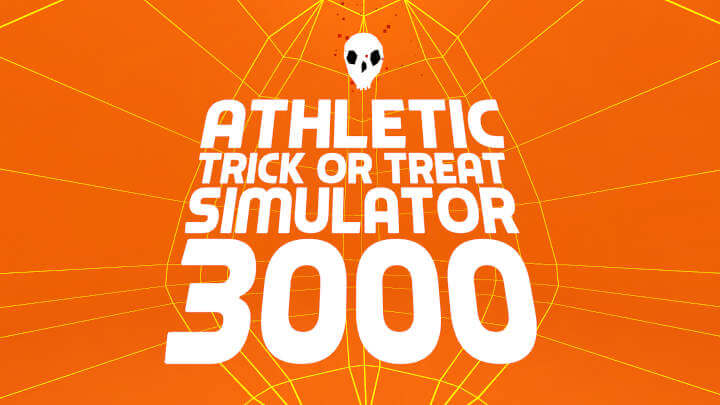 Athletic Trick Or Treat Simulator 3000