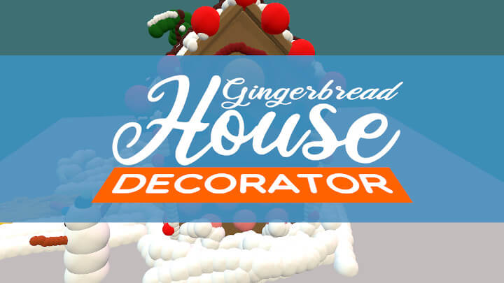 Gingerbread House Decorator